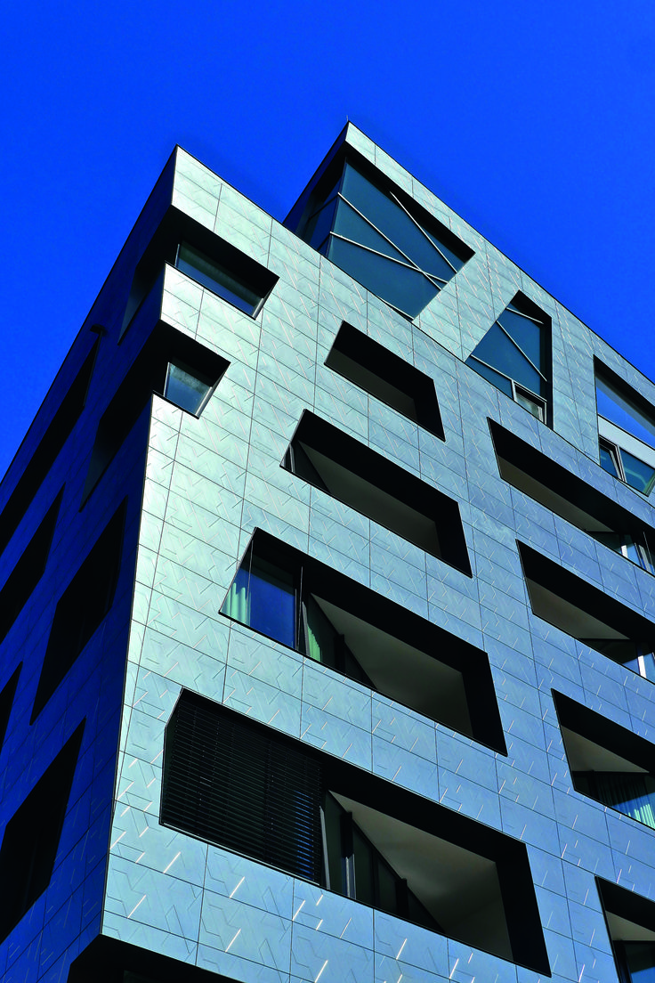 Sapphire is a multi storey building characterised by