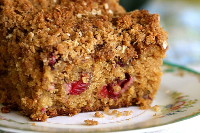 ... morning | Baking! | Pinterest | Coffee Cake, Cranberries and Coffee