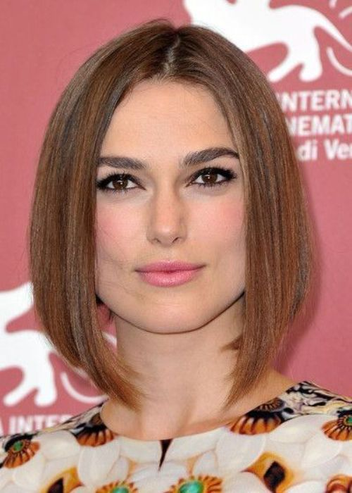 Hairstyles For Square Faces Impressive 15 Best Hairstyles For Square Faces Images On Pinterest  Popular