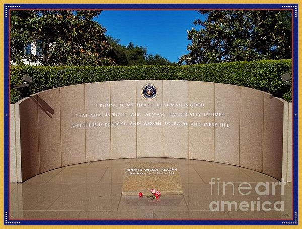 ronald reagan memorial day speech text