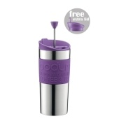 Bodum Travel Press 0,35cl Lila