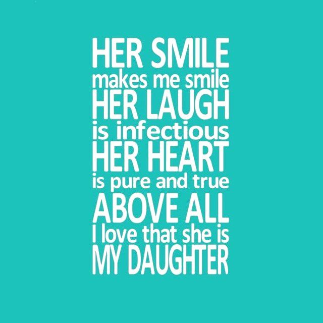 Twitter quote about daughters