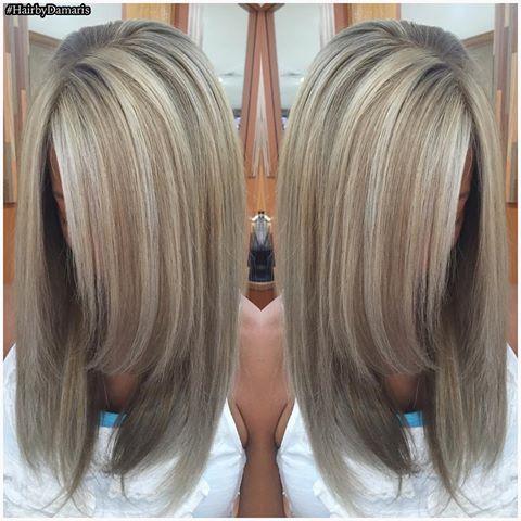 sta blonde brunette iderna