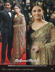 heavy sarees | Bollywood Sarees - South Indian Silk Sarees, Designer Wedding Sarees ...