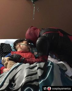 This broke my heart. I cried. This is so fucking heart breaking. This is why I cosplay. You have no idea what an impact you can make on someone especially a child...rip little one. @painkillerart is one of the most amazing #cosplayers I have ever had the privilege to meet and call a friend. #cosplay @cosplayamerica It was Mon. morning when Amy one of my fundraiser contacts was frantically leaving messages. I was barely awake when I called and she began to tell me about Tony 11 year old boy…