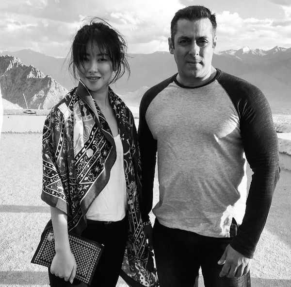 11 pictures of Salman Khan's Tubelight heroine – Zhu Zhu that will make you excited to see her in the film!
