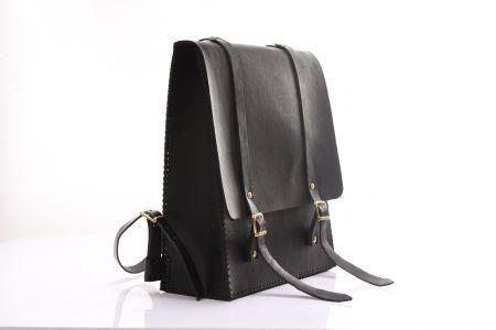Agarapati Leather Özel Tasarım Sırt Çantası
