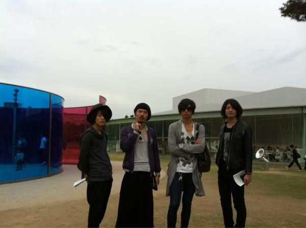 [Champagne]川上洋平2012/6/ 北海道/「TOUR Schwarzenegger 2012 」@札幌cube garden