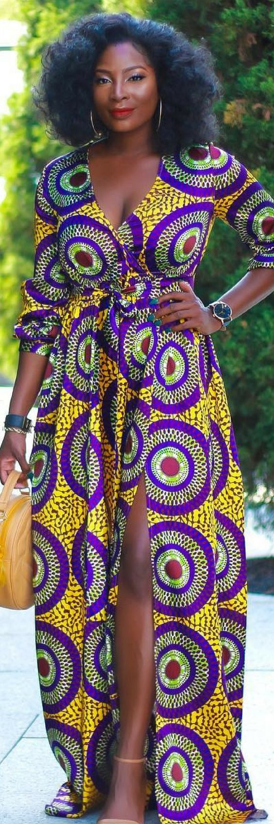 3 Of The Best African Print Outfits To Complete Your Wardrobe