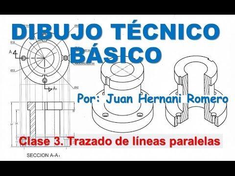 Dibujo Técnico Básico -Clase 3 - Trazado