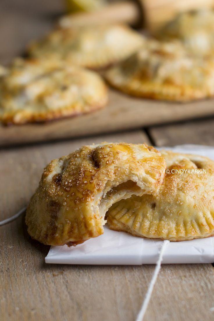Caramel Apple Tarts - so delicious! Great dessert recipe.