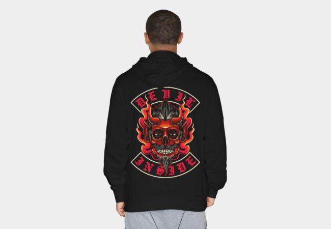 Devil Inside Sweatshirt