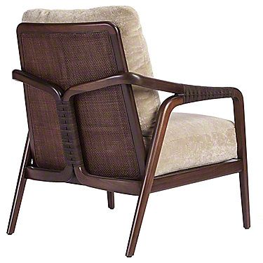 McGuire Furniture: Knot Lounge Chair: A-102
