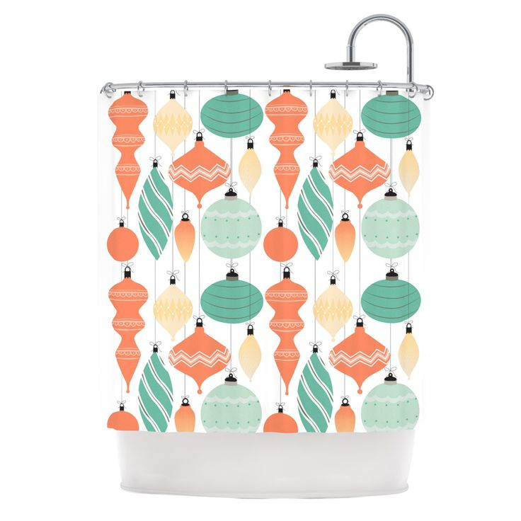 Top 25 Ideas About Teal Shower Curtains On Pinterest Purple Bathrooms Merm