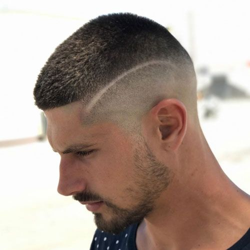 33 Most Coolest And Trendy Boy S Haircuts 2018: 23 Best Buzz Cut Hairstyles + Cool Men's Buzz Cut Fade