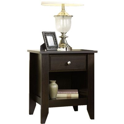 Verona 1-Drawer Nightstand