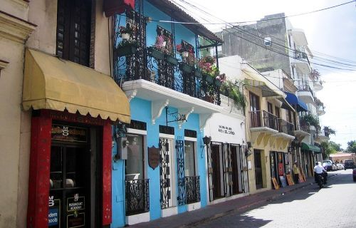 Zona colonial Santo Domingo Dominican Republic