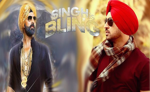 Diljit Dosanjh to Sung Song for Singh is Bling | Singh Is Bliing