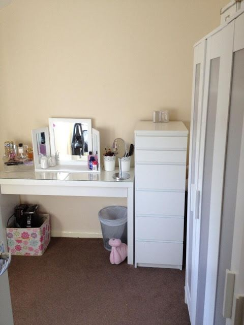 17 best ideas about malm dressing table on pinterest. Black Bedroom Furniture Sets. Home Design Ideas