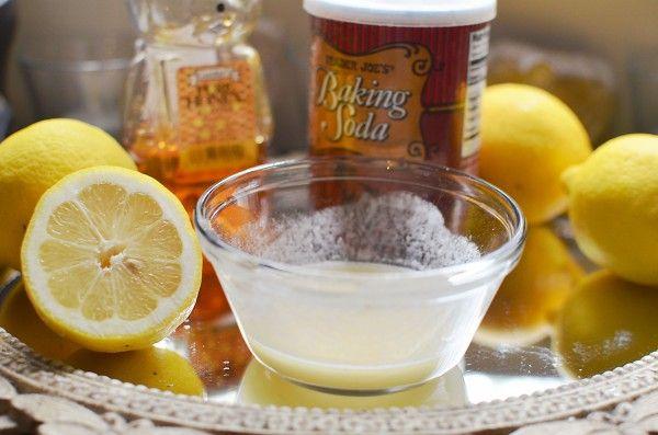 Lemon And Baking Soda Combination Saves Lives   Healthy Food House
