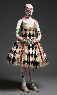 Philadelphia Museum of Art - Collections Object : Woman's Harlequin Costume