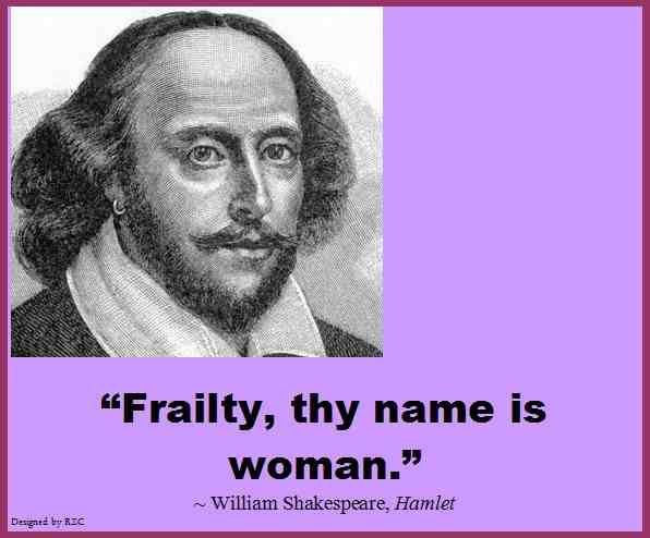 women in shakespeares hamlet essay