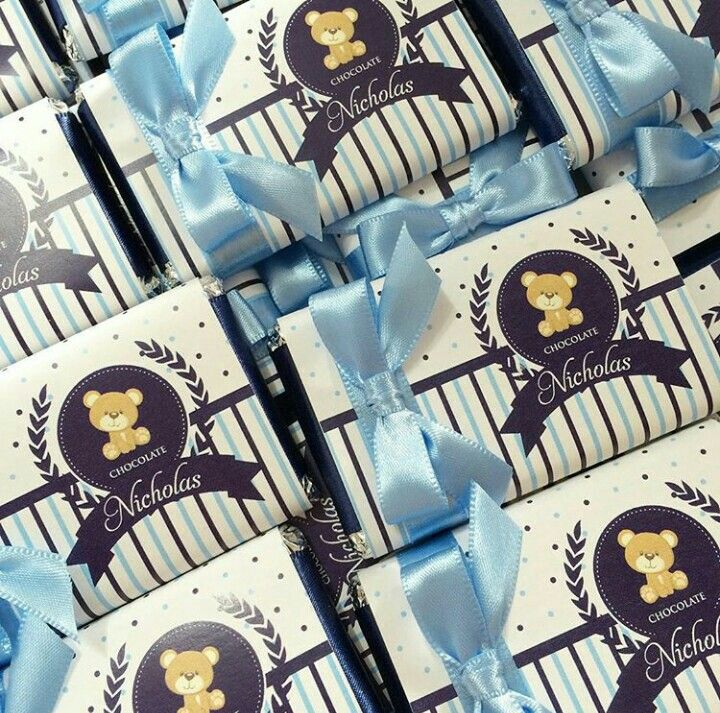 Convite Chocolate Batizado ou lembrancinha maternidade