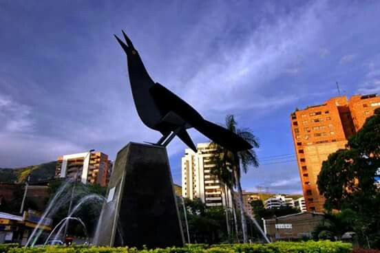 Monumento a Maria Mulata #Cali #Colombia