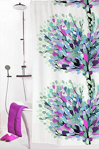 "Vallila Interior Shower Curtain - Aronia Multi - 71""w x 79""l : Vallila Interior"