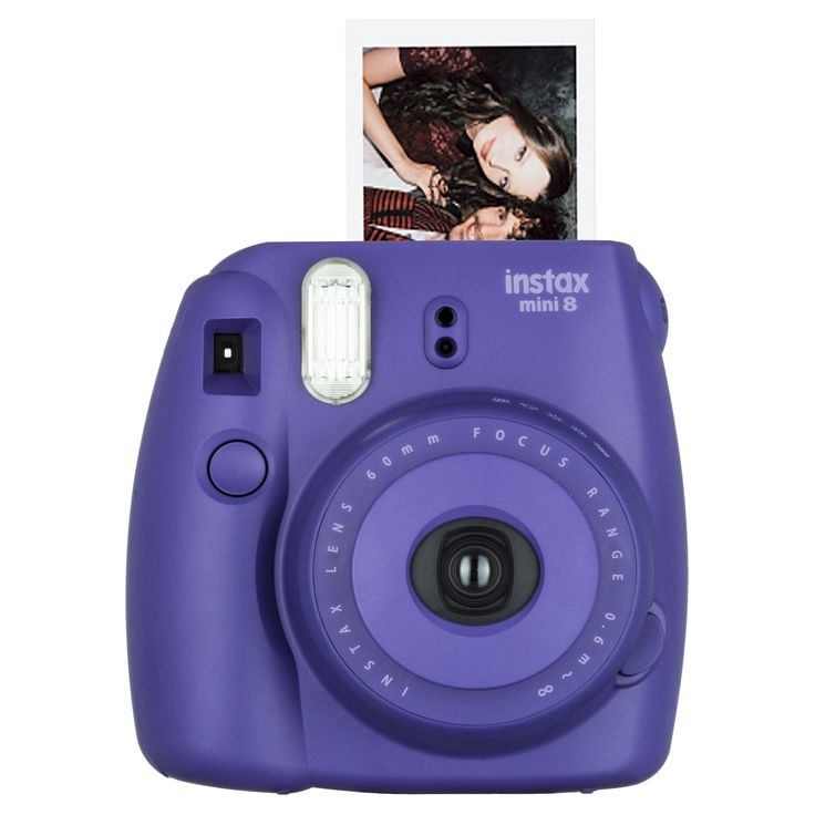 • Batteries required and are included<br>• Lens magnifies to capture your photo<br>• General flash settings<br><br>Take snapshots that you'll want to keep forever with the Fujifilm Instax Max Instant Film Camera - Magenta (16443955). The Fujifilm camera features a lens, flash and batteries to help capture your fun and clever photos. Fujifilm Instax film sold separately.