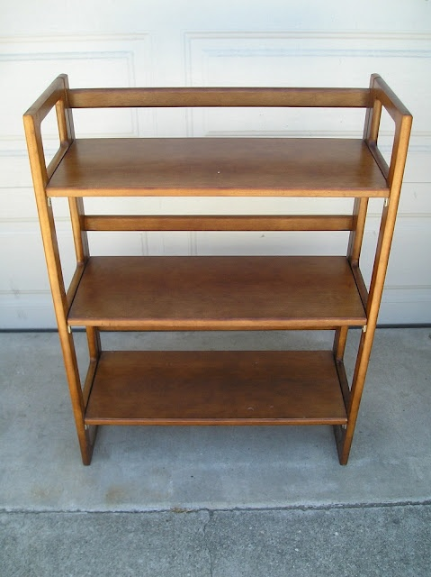 pier one folding bookcase 50 los angeles listings. Black Bedroom Furniture Sets. Home Design Ideas