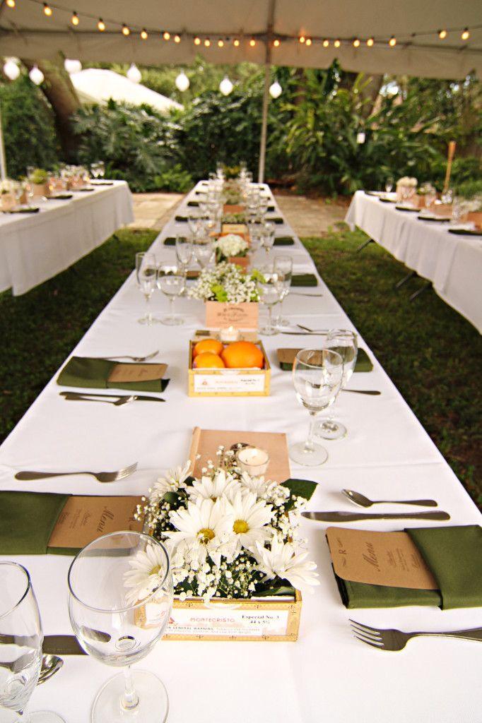 Old florida wedding