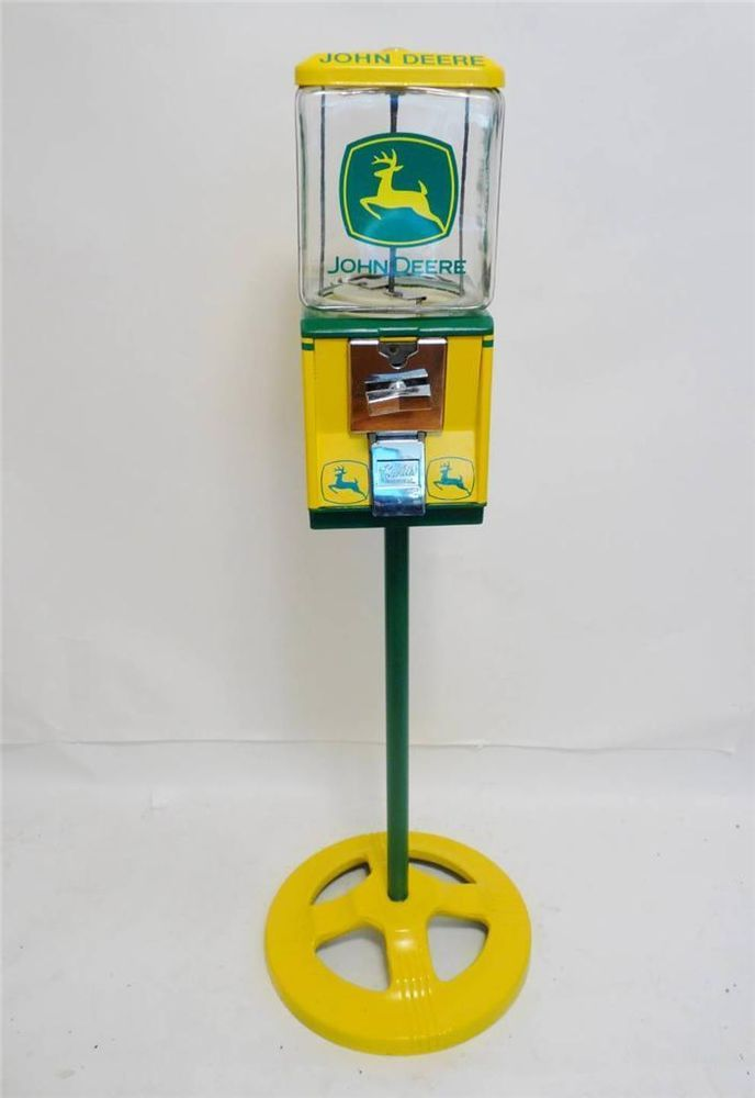 deere gumball machine