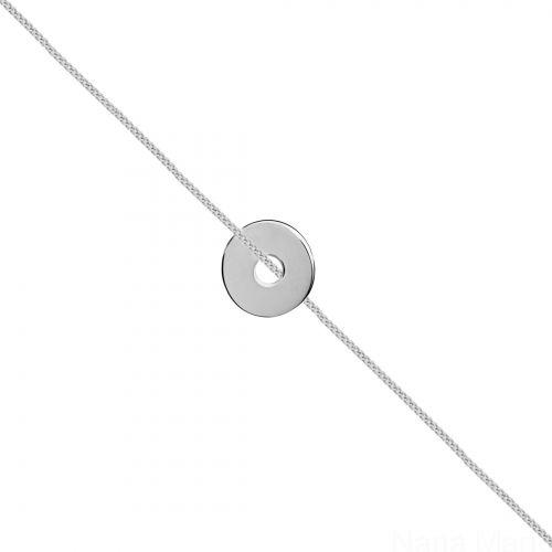 Kolekcja Zima 2015 - Karma - Silver #nanamarie #nanamarie_com #bracelet #bransoletka #winter #fashion #collection #jewelry #jewellery #accessories #2015 #bijou #inspiration #karma