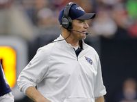 The Tennessee Titans have parted ways with head coach Ken Whisenhunt, the team announced on Tuesday. Mike Mularkey will be the interim head coach.
