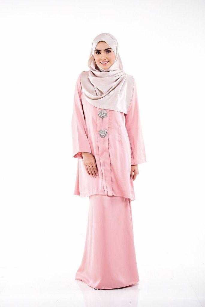 Aira Kebarung Soft Pink