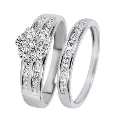 Cum ring wedding wife