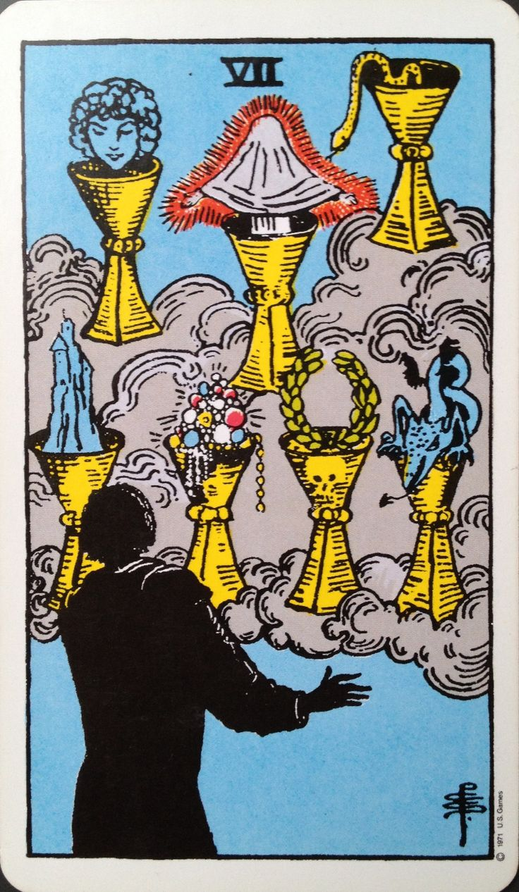 46 Best Tarot Card Of The Day Images On Pinterest