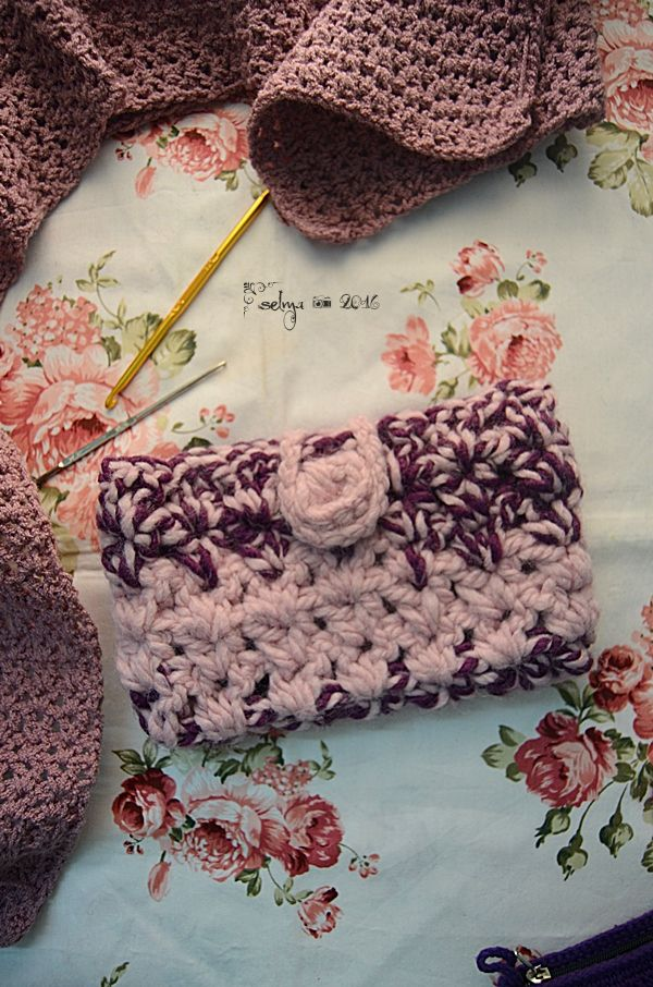 Purse - Selma's Crochet