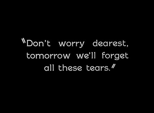 ...don't worry...