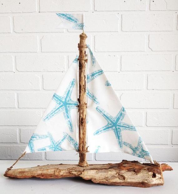 PERSONALISED Boat Word Art Wall Print Gift Idea Nautical Sail Toy Sailor Sea
