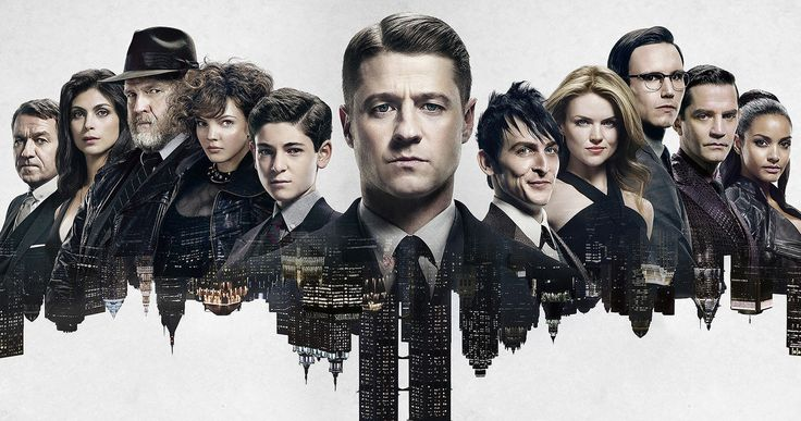 'Gotham' Renewed for Season 3 on Fox -- All-new episodes of 'Gotham' will air this fall on Fox, continuing the story of Bruce Wayne and the villains that helped make him Batman. -- http://movieweb.com/gotham-season-3-renewed-fox/