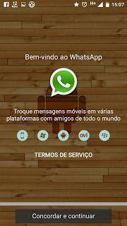 tecnologias de informação e comunicação: whatsapp transparente ATUALIZADO 2015