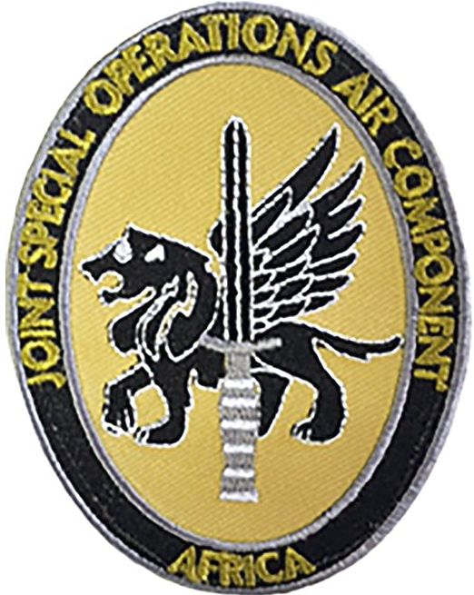 Joint Special Operations Air Component Africa Shoulder