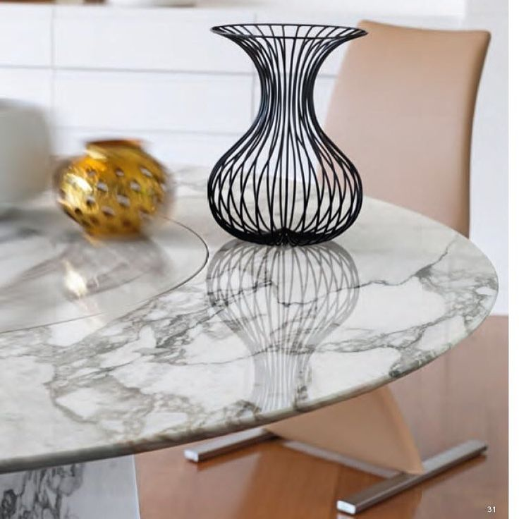 Marble Tables - made in Germany.  High Quality material