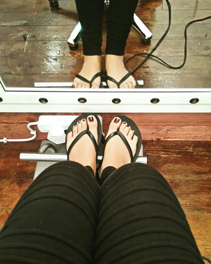 Rocking 'dem Pretty Toes!