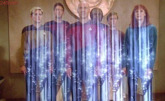Sonho distante: Teletransporte de Star Trek existe, mas não como na série
