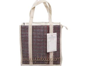 Check out your most favorite jute shopping bag manufacturer and buy from jutebagbd.com
