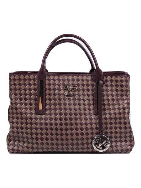 ROMA INTRECCIATO TERRA < Handbags   VERSACE 19.69