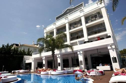 sisu boutique hotel, Marbella. Can't wait to be here June 2015